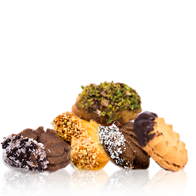 Assorted Petits Fours (100gm)