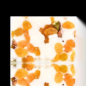 Meraba - Coconut Raisin & Pistachio