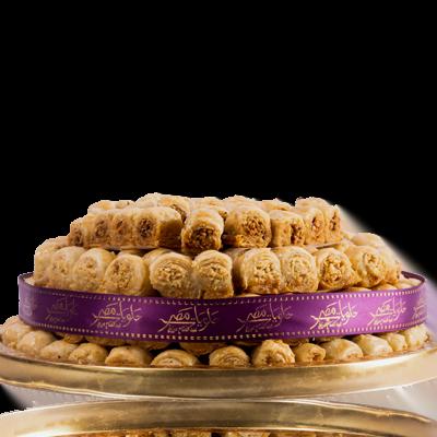 Oriental Pastry (0.5)