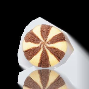 Chocolate Pralin Sable